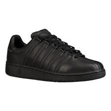 K Swiss Classic VN Leather Black Black For Men's New In Box 03343 001