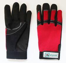 ELYSEE Profi-Arbeits-Handschuh Handschuhe TECHNICIAN rot XL / 10 Super Qualität