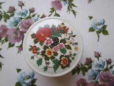 Sadler Floral Trinket Box