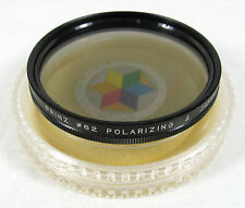 62mm Polarizing Camera Lens Filter Prinz SLR Photography Special Effects