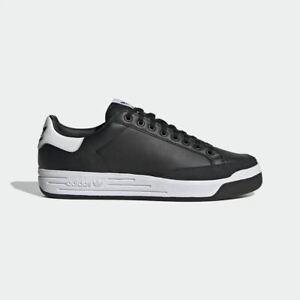 2021 Adidas Originals Rod Laver ® ( Men UK Sizes: 10.5 11 12  ) Black / White