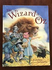 The Wizard of OZ by L Frank Baum Large Hardcover Book 2012 Kohl's Cares