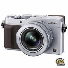 PANASONIC LUMIX LX100 4K Point and Shoot Camera Silver New!!!