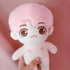 Kpop BtS EXO XOXO Wanna one Baekhyun Plush Stuffed Doll Clothes Sweater Pants Be