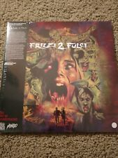 Fabio Frizzi 2 Lucio Fulci Live 2 LP MondoCon Splatter Edition Death Waltz Vinyl