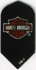 Harley Davidson Logo Slim Dart Flights: 3 per set