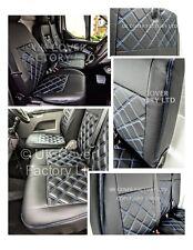 FORD TRANSIT MK6 MK7 VAN SEAT COVER BLUE BENTLEY X150BK-BU