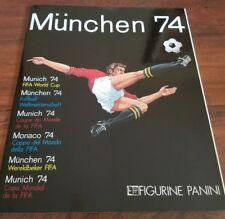 FIFA World Cup Soccer 1974 Germany München PANINI Album reprint