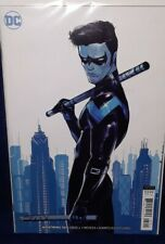 Nightwing #56 NM  VARIANT Cover DC Comics RETURN OF RIC GRAYSON 2019