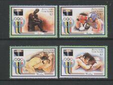 Aitutaki - 2000, Olympic Games, Sydney set - MNH - SG 712/15