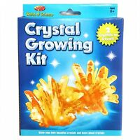 World of Science Crystal Growing Kit - Science Educational Childrens Activity