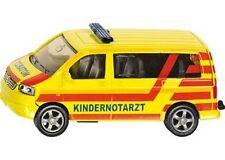 SIKU Children Emergency Ambulance VW multi-van * die-cast toy vehicle model NEW
