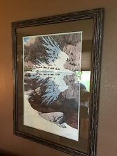 "Bev Doolittle ""Season of the Eagle""print"