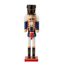 Nutcracker Drummer Christmas Stand Up Decoration Holiday Standee Soldier Party
