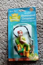 Peter Pan Illuminated Ornament From USA