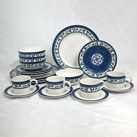 20 PIECE SET PFALTZGRAFF ORLEANS DINNERWARE DINNER SALAD PLATE BOWL CUP SAUCER