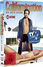 CALIFORNICATION, Season 1 (David Duchovny) 2 DVDs NEU+OVP