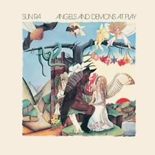 Sun Ra - Angels And Demons At Play LP Vinile WAX TIME RECORDS
