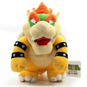 Super Mario Brothers Bros Party Bowser Stuffed Toy Plush Doll Animal Birthday