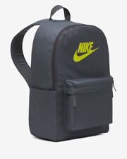 Nike Heritage 2.0 Unisex Tasche Rucksack Backpack tg Grau