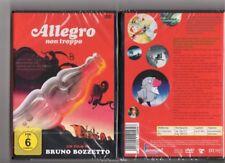 Bruno Bozzetto  Allegro non troppo (DVD)  NEU  OVP