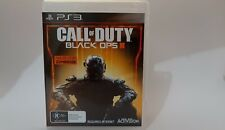 Call Of Duty Black Ops 3 III Sony Playstation 3 Game PAL Complete PS3