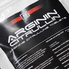 ARGININ + CITRULLIN - 200 Tabletten a 1000mg Hochdosiert Mega-Pump no Kapseln