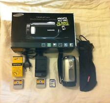 Samsung Digital Cam VP-MX20 / EDC PAL -  ZOOM x34  +2 BATTERIE  - videocamera