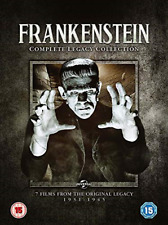 Frankenstein: Complete Legacy Collection  DVD [2017]