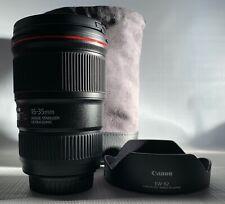 Canon ZOOM Lens EF 16-35mm f/4 L IS USM Lens