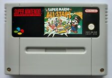 SNES - Super Mario All-Stars (PAL) EUR cart Super Nintendo