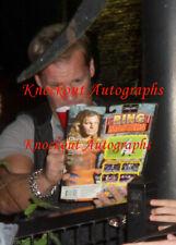 CHRIS JERICHO Signed WWE WCW Action Figure Autographed EXACT PROOF