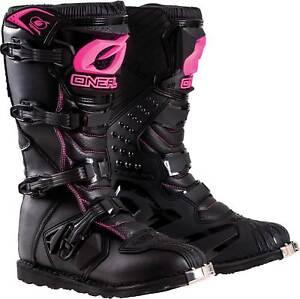 2021 O'Neal Womens Rider Boots - Motocross Dirtbike