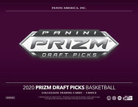 *READ* 2020 Panini Prizm Draft Picks Choice NBA One Hobby Box Random Break #2
