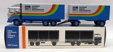 Lion Car 1/50 Scale - Nr.74 DAF + Trailer Westland Import Inter Model Truck