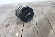 Canon EFS 10-22mm wide angle lens