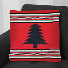 "Virah Bella® ""Red Tree"" Lodge Accent Pillow"