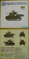 Leichter Panzer M3A3 ( Frankreich) , 1/72, S-Model ,Doppelpack 2 Modelle , NEU