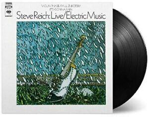 Steve Reich - Live / Electric Music [New Vinyl LP]