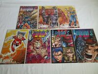 Image Comics lot of 7 Doom's IV (1994) #1-4 + Variants #1 #2 NM- Liefield Vol.1