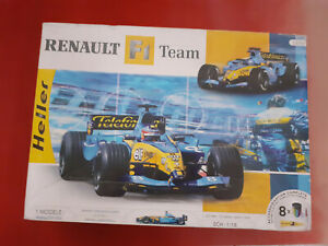 Renault F1 Team R24 F1 Formule 1 Alonso Trulli Complet