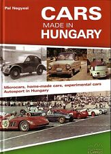 Book - Cars made in Hungary - English - Microcars Autosport - Pente Sigma Puli