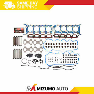 Head Gasket Bolts Set Fit 04-06 Ford Expedition F Series Lincoln 5.4 5 TRITON