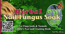 Nail Fungus Soak Herbal All Natural Guaranteed Results