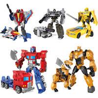 Transformers Starscream Bumble Bee Robots Kids Toys Optimus Prime Action Figure
