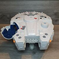 Imaginext Playskool Galactic Heroes Star Wars Millenium Falcon Incomplete