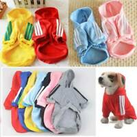 New Dog Cat Pet Warm Cotton Jacket Coat Hoodie Puppy Winter Clothes Pet Costume