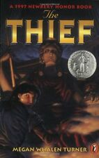 The Thief by Megan Whalen Turner Queen's Thief Book 1 (1998 Hard Cover hardback)