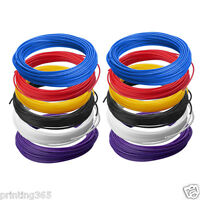 10M 3D Printer Drucker Filament 1.75mm PLA for MakerBot RepRap 3D Pen Drucker