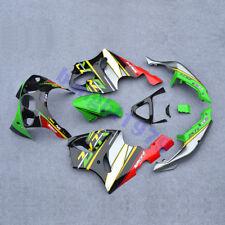 ABS Fairing Bodywork Set Fit For Kawasaki Ninja ZX7R ZX750P 1996-2003 97 98 02